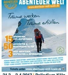 Abenteuer Welt Köln Tickets für die Vorträge