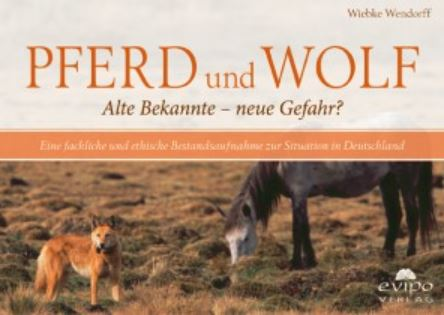 Wertvolle Kooperation zum Thema Wolf & Pferd
