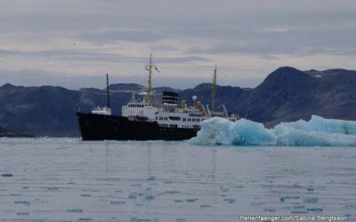 Besuch beim König des Polarkreises