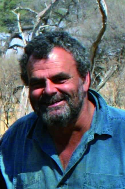 Dr. Greg Rasmussen, unermüdlich im Einsatz für afrikanische Wildhunde