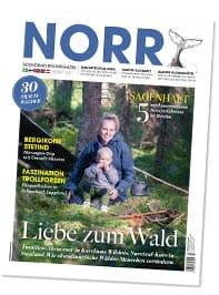Skandinavien – Norr Magazin 2 Monate kostenfrei für Perlenfängerkunden