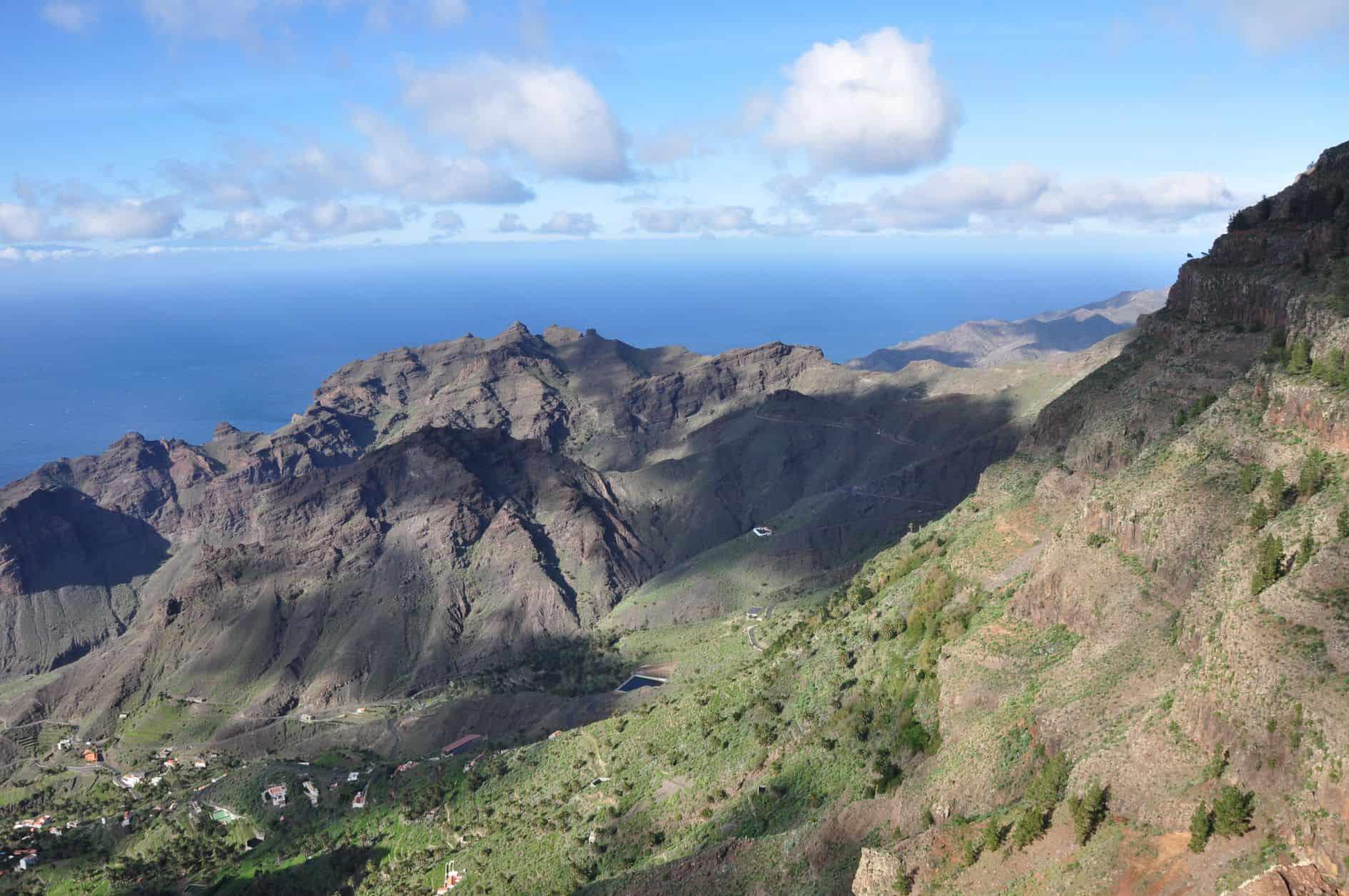 """Neues Reiseangebot im Biosphärenreservat La Gomera  """"Berge und Meer"""""""