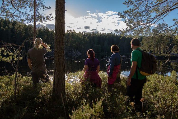 Warum arbeite ich im Ausland mit lokalen und nicht mit deutschen Naturführern?