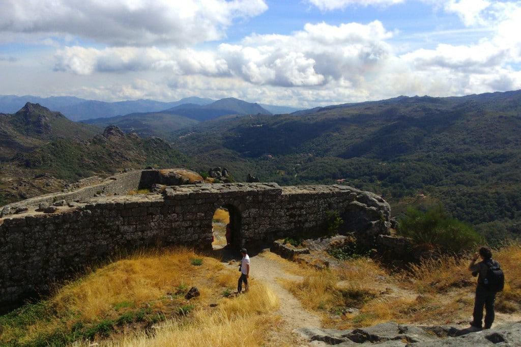 Peneda Geres Nationalpark in Portugal